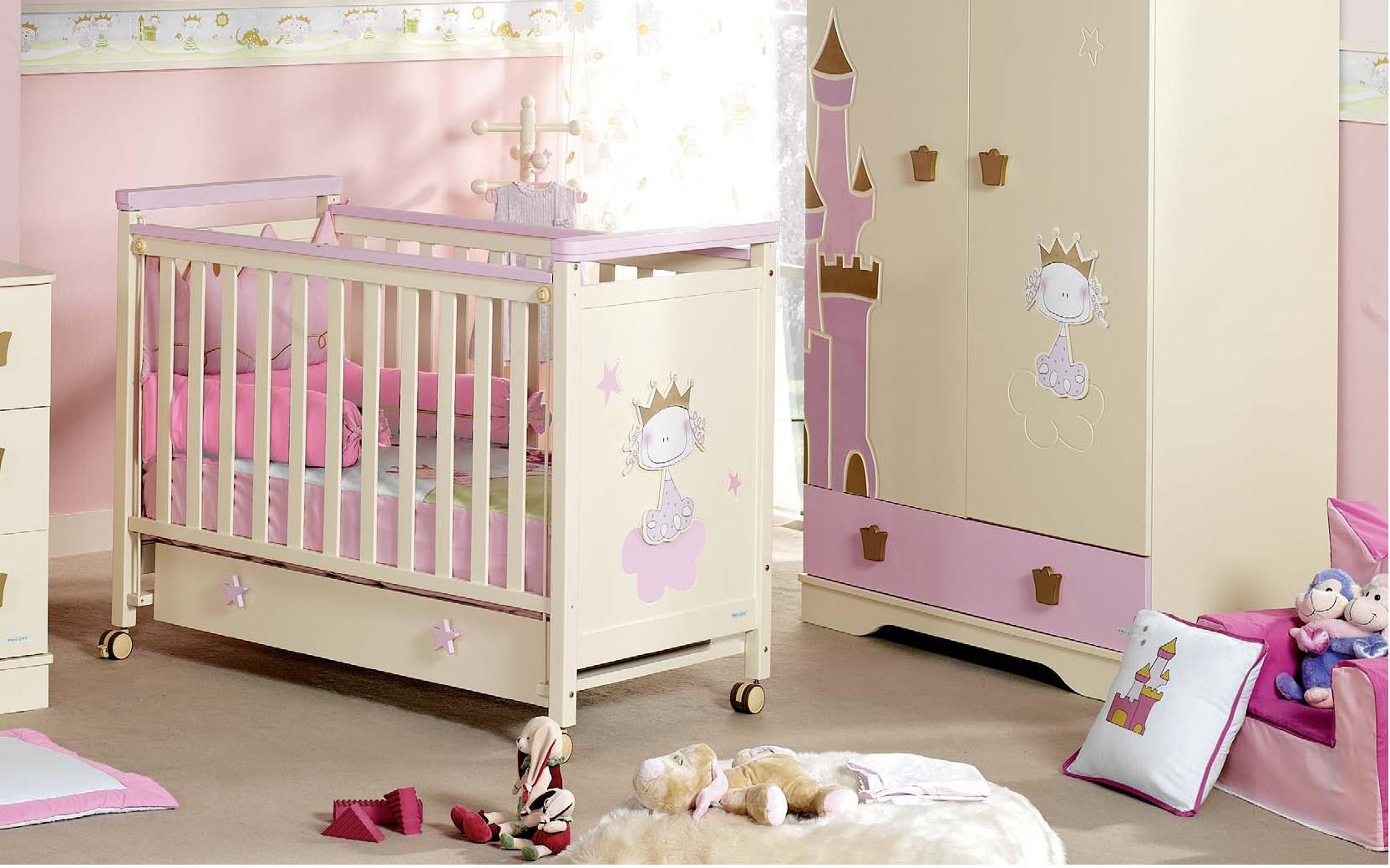 Dicas de decoração para quarto de bebê menina Revista