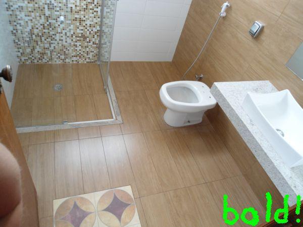 Belas dicas de reforma de banheiro, veja també fotos  Revista das dicasRev -> Banheiro Simples Reforma