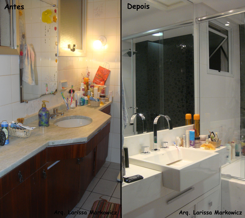 Belas dicas de reforma de banheiro veja també fotos Revista das  #A66025 2435 2162