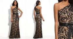 vestido de renda longo para festa 3