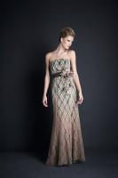 vestido de renda longo para festa 5