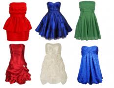 vestidos curtos de festa 5